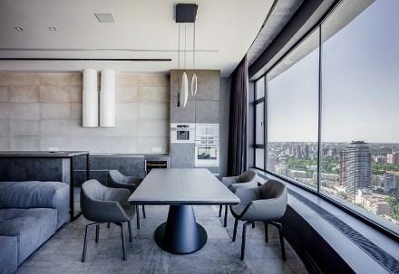 现代简约设计,每一个细节都值得借鉴厨房