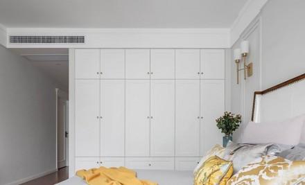 美式格调也能如此浪漫美丽卧室1图