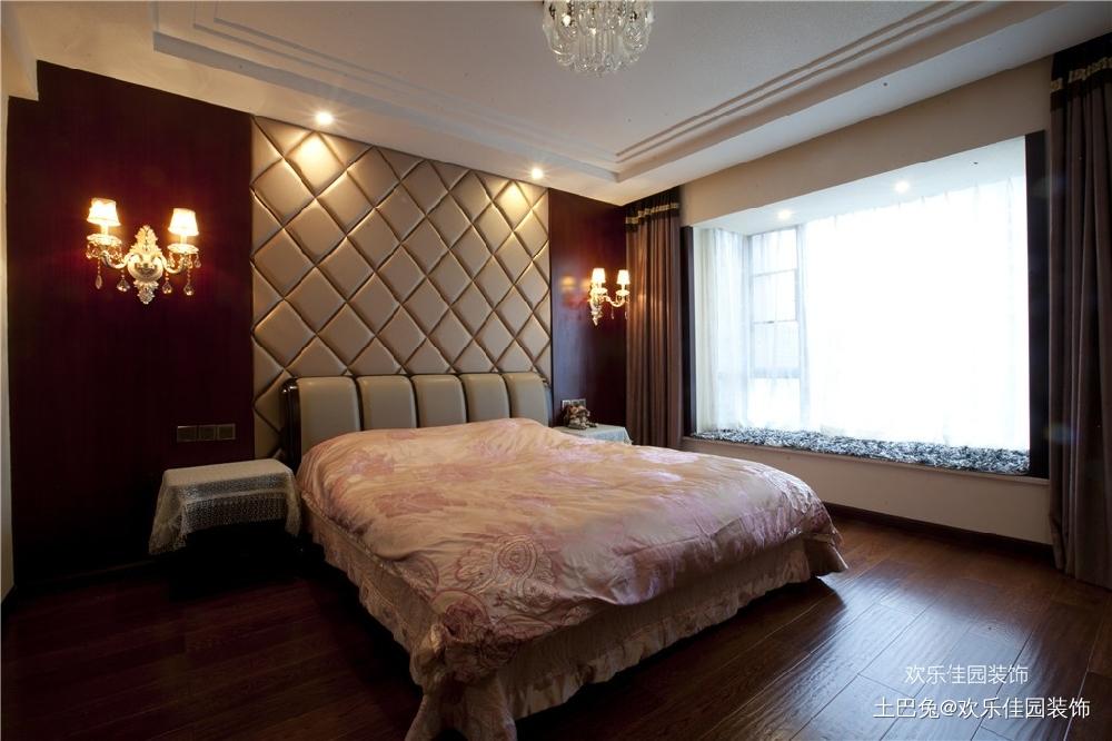 中式现代混搭充满生活的气息卧室中式现代卧室设计图片赏析