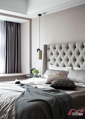 155平方欧式华尔兹卧室欧式豪华设计图片赏析