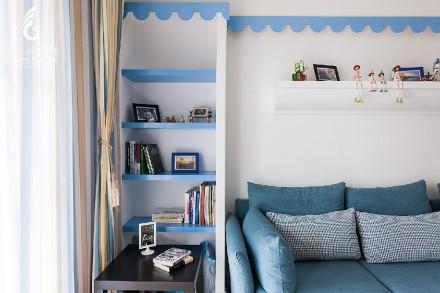 梦回地中海,迎接阳光的最in方式客厅