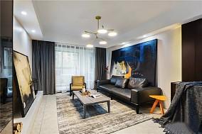 现代主义4室2厅,品味小资生活的轻奢质感10984403