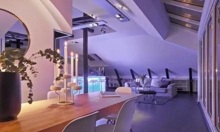 现代风格小户型,触摸阳光的温度客厅2图