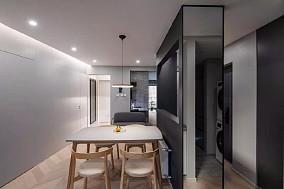 85平方现代风格,小家不受房型的限制11058110