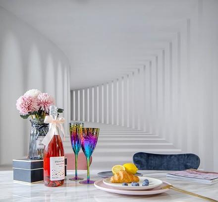 论粉色的正确打开方式厨房