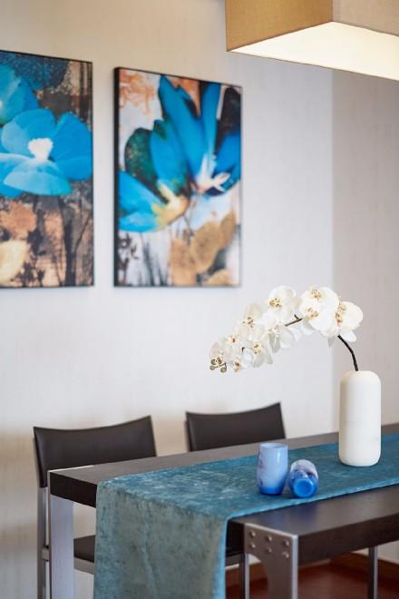 现代中式,打造中式韵味的家居空间厨房