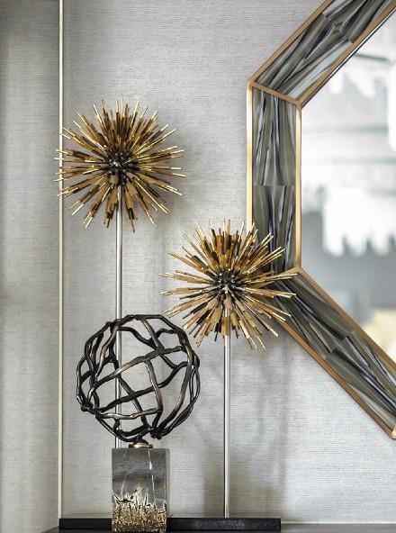 新装饰风格的质感和材质独到之处功能区