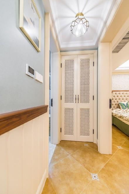 简美合景·叠彩园,氛围温和,浪漫卧室1图