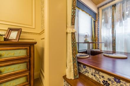 简美合景·叠彩园,氛围温和,浪漫卧室2图
