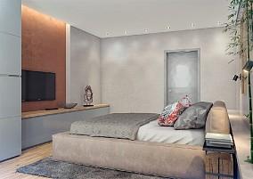 固安73平米清新木色风格11133158