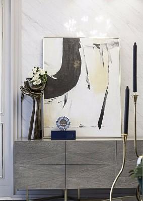 轻奢风格四室二厅200平功能区其他设计图片赏析