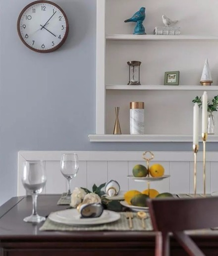 浪漫美式卡座餐厅唯美有气质厨房2图