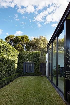 美丽而活泼的灯箱住宅功能区现代简约设计图片赏析