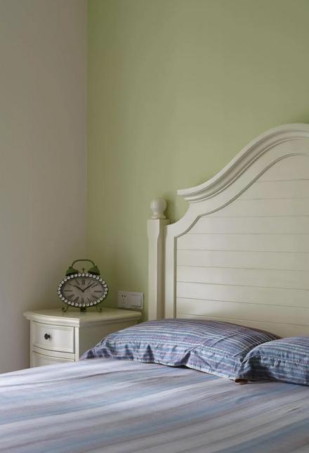 89㎡美式田园慵懒卧室