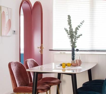 128m²轻奢,每一处都是视觉享受!厨房