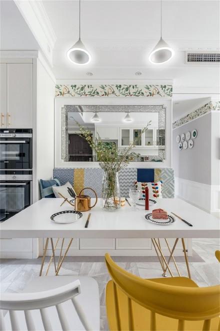 花鸟壁纸,活跃了整个夏天厨房1图