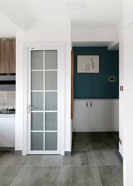 现代中式两室户型房的蝉变功能区