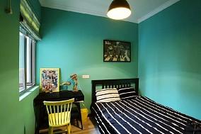 个性混搭风,爽朗又有格调的小窝卧室现代简约设计图片赏析