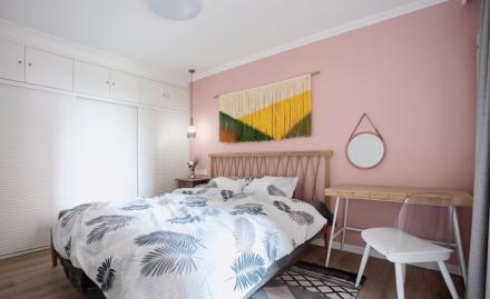 7点改造让这个三口之家彻底变了模样卧室