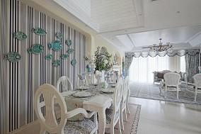 叠拼地中海风格设计案例厨房地中海设计图片赏析