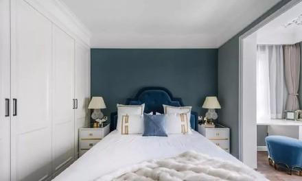 浓浓轻奢简美风,优雅的紫色打造梦幻空间!卧室