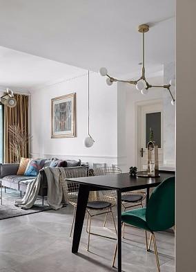 89㎡2居室,高端典雅的代名词厨房2图欧式豪华设计图片赏析