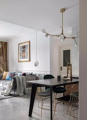 89㎡2居室,高端典雅的代名词厨房1图欧式豪华设计图片赏析