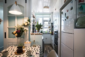 46m²的家也可以拥有衣帽间和U型厨房11385073