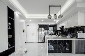 现代简约风三居室,让家充满安稳的光11393477