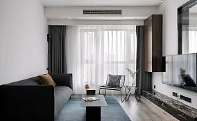 97平米的三居室,简约风11389997