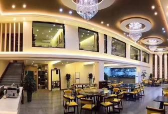鱼本味特色餐厅现代风格
