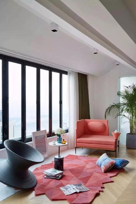 这么美的简约风格,让家装充满格调与温馨!功能区