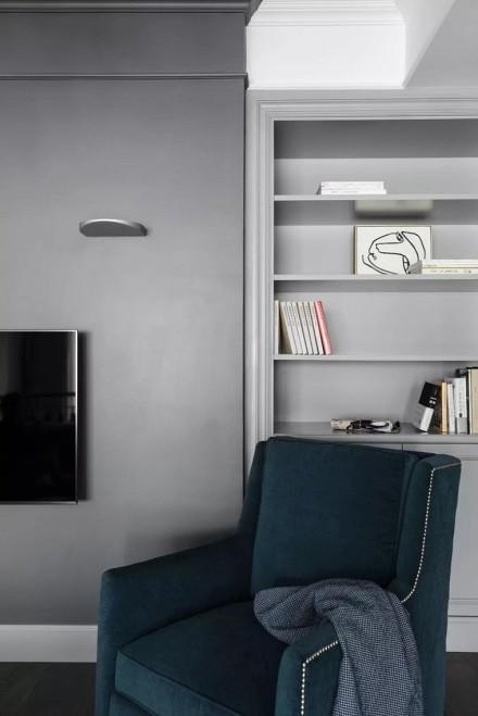600平高品质生活源自于中式现代居住空间功能区