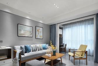 79平简约二居室,满满的灵动和美感