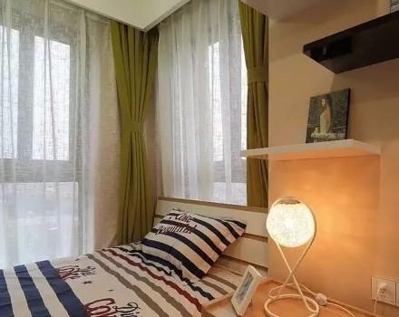 混搭风格装修,一定有你喜欢的!卧室