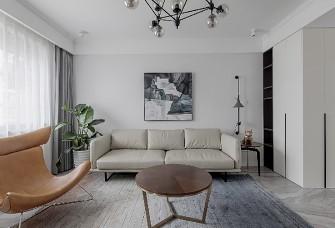129平三居室简约风,精致与奢华