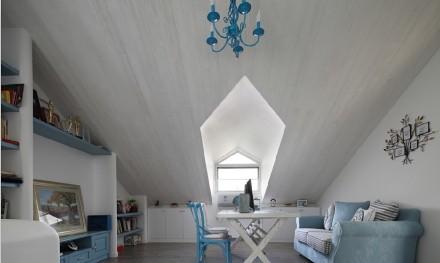 190平米复式地中海风格四室两厅卧室