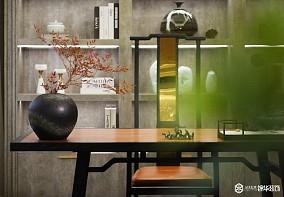 400㎡二手老宅,演绎中式风情的内涵!功能区中式现代设计图片赏析