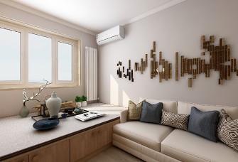 60平米明朗宽敞舒适的家