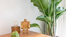 106m²日式丨如常客厅日式设计图片赏析