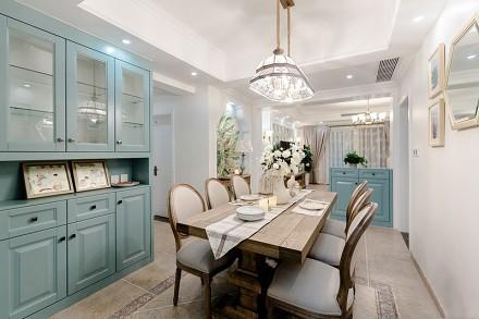 128平简美风格清雅之风厨房