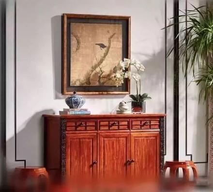 中式装修中的中国元素