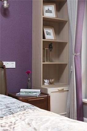 100㎡两室家,给爱最好的归宿!卧室现代简约设计图片赏析