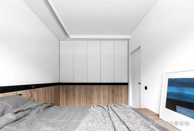 一室一厅户型设计空间与实际双重设计卧室其他卧室设计图片赏析