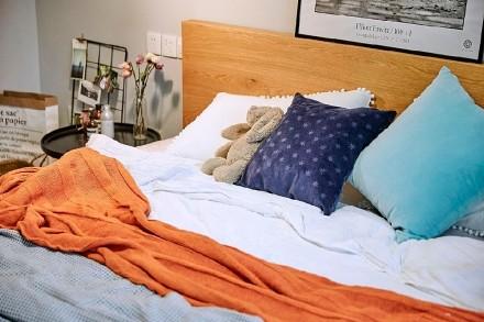 《麋鹿森林》热爱生活的我们卧室