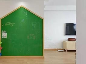 现代简约舒适温馨90平新家厨房现代简约设计图片赏析