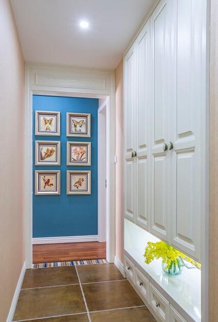 170平美式风格四室两厅功能区