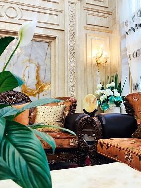 欧式情怀,道不尽的高雅别致客厅欧式豪华设计图片赏析