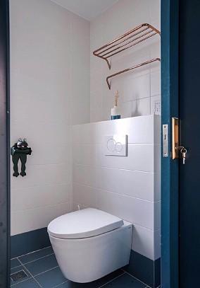 100平米打造潮流混搭三室卫生间1图潮流混搭设计图片赏析