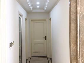 3室2厅2卫,D3户型,小美式风格功能区美式田园设计图片赏析
